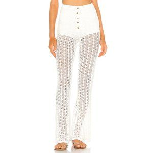 Song of Style Kashton Pant in White